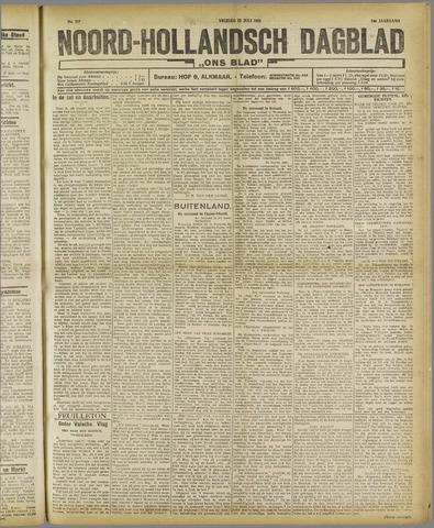Ons Blad : katholiek nieuwsblad voor N-H 1921-07-22