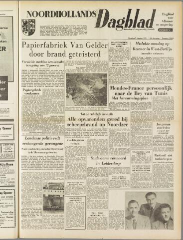 Noordhollands Dagblad : dagblad voor Alkmaar en omgeving 1954-08-02