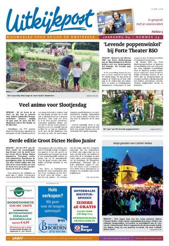 Uitkijkpost : nieuwsblad voor Heiloo e.o. 2018-06-13