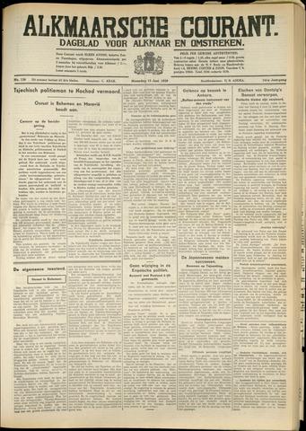 Alkmaarsche Courant 1939-06-12