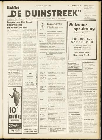 De Duinstreek 1967-07-27