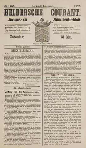 Heldersche Courant 1873-05-31