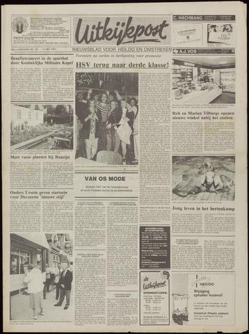 Uitkijkpost : nieuwsblad voor Heiloo e.o. 1991-05-15