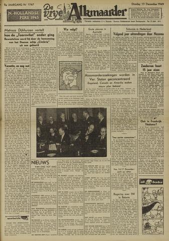 De Vrije Alkmaarder 1949-12-13