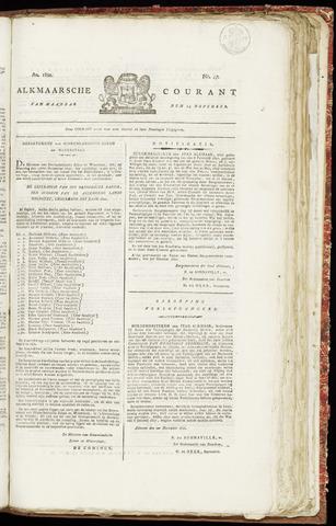 Alkmaarsche Courant 1821-11-19