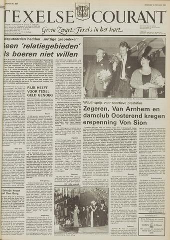 Texelsche Courant 1984-02-14