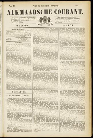 Alkmaarsche Courant 1882-06-28
