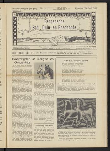 Bergensche bad-, duin- en boschbode 1948-06-26