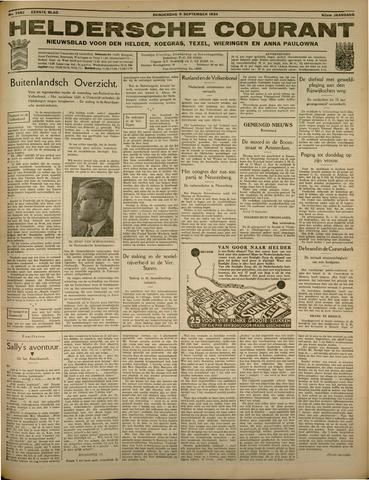 Heldersche Courant 1934-09-06