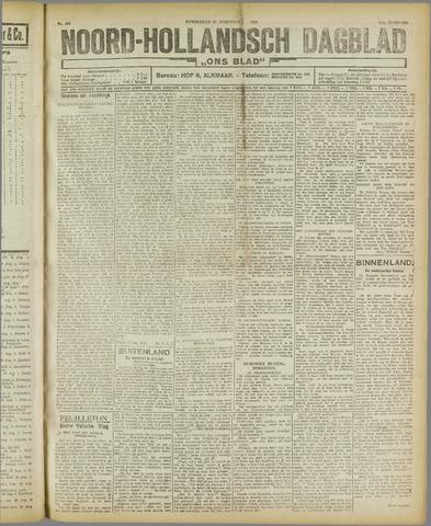 Ons Blad : katholiek nieuwsblad voor N-H 1921-08-25