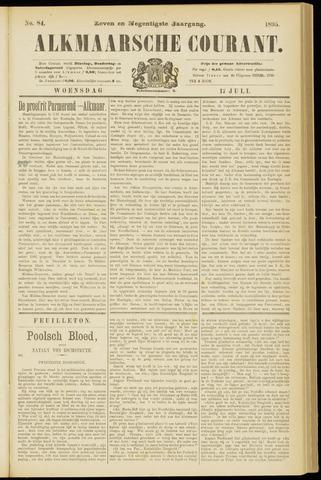 Alkmaarsche Courant 1895-07-17