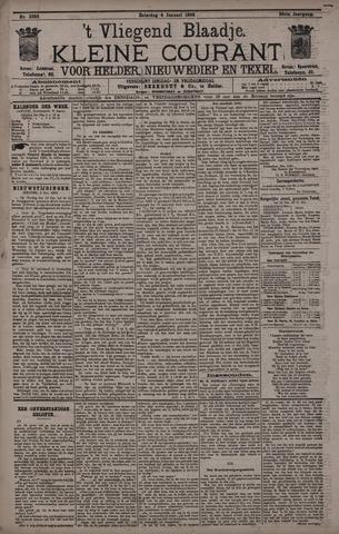 Vliegend blaadje : nieuws- en advertentiebode voor Den Helder 1896-01-04