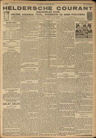 Heldersche Courant 1924-02-09