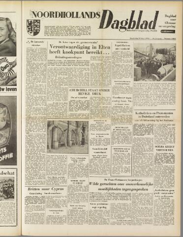 Noordhollands Dagblad : dagblad voor Alkmaar en omgeving 1954-03-11