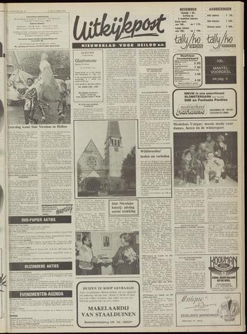 Uitkijkpost : nieuwsblad voor Heiloo e.o. 1984-11-21
