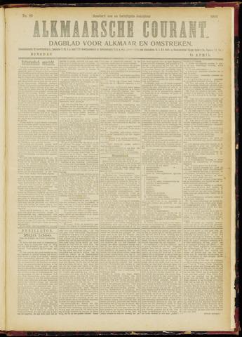 Alkmaarsche Courant 1919-04-15