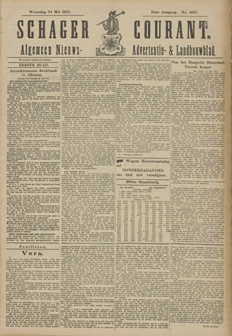 Schager Courant 1911-05-24