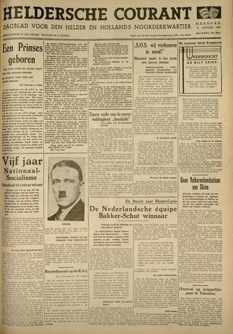Heldersche Courant 1938-01-31