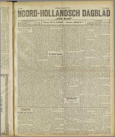 Ons Blad : katholiek nieuwsblad voor N-H 1922-08-12