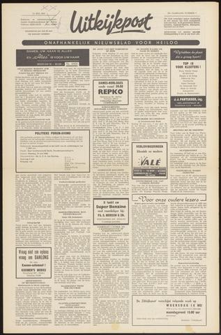 Uitkijkpost : nieuwsblad voor Heiloo e.o. 1966-05-12