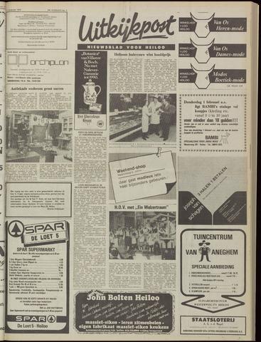 Uitkijkpost : nieuwsblad voor Heiloo e.o. 1979-01-31