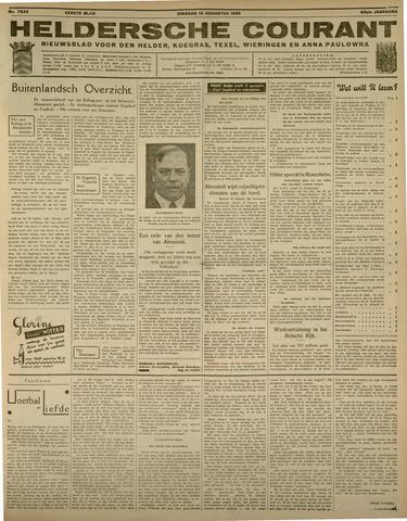 Heldersche Courant 1935-08-13