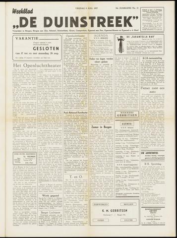 De Duinstreek 1957-08-09
