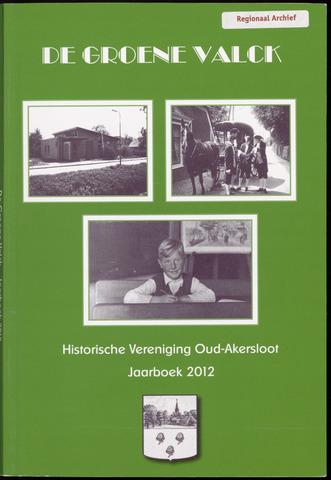 De Groene Valck 2012-01-01