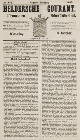 Heldersche Courant 1869-10-06