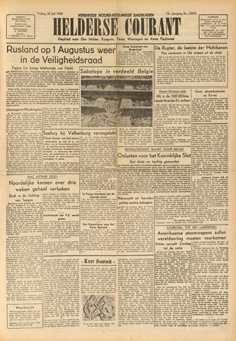 Heldersche Courant 1950-07-28