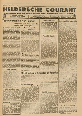 Heldersche Courant 1946-06-04