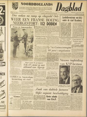 Noordhollands Dagblad : dagblad voor Alkmaar en omgeving 1962-06-23