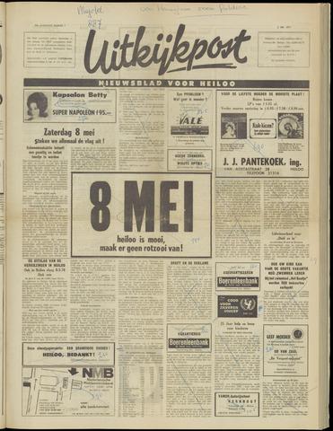Uitkijkpost : nieuwsblad voor Heiloo e.o. 1971-05-05