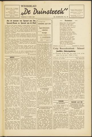 De Duinstreek 1947-05-23