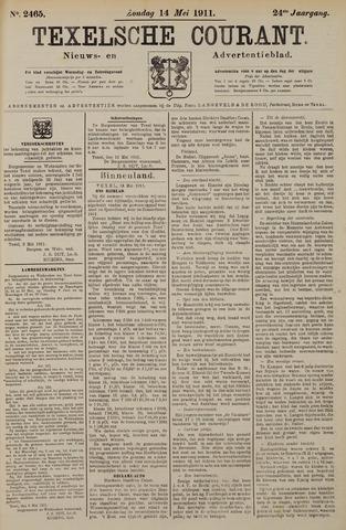 Texelsche Courant 1911-05-14