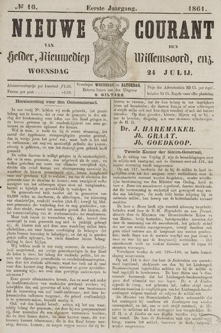 Nieuwe Courant van Den Helder 1861-07-24