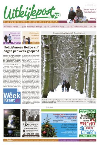 Uitkijkpost : nieuwsblad voor Heiloo e.o. 2009-12-23