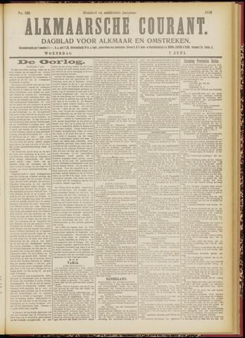 Alkmaarsche Courant 1916-06-07