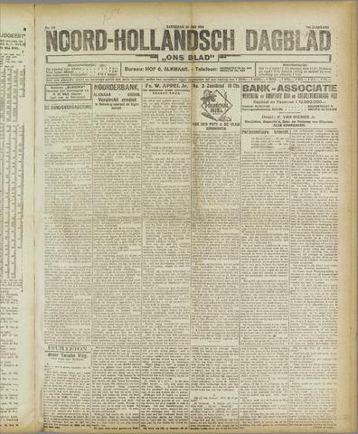 Ons Blad : katholiek nieuwsblad voor N-H 1921-05-28