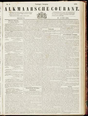 Alkmaarsche Courant 1878-01-20