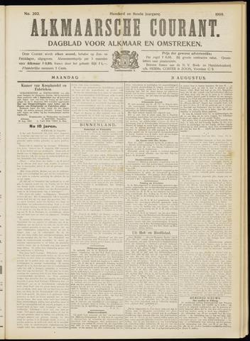 Alkmaarsche Courant 1908-08-31
