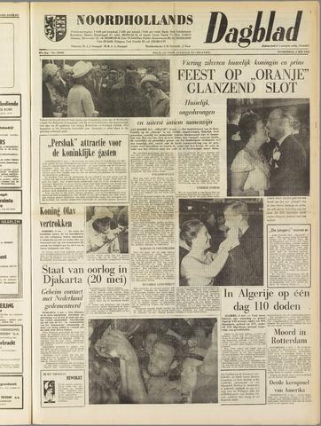 Noordhollands Dagblad : dagblad voor Alkmaar en omgeving 1962-05-03