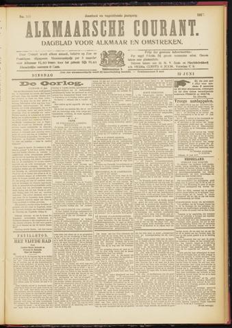 Alkmaarsche Courant 1917-06-19