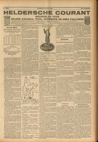 Heldersche Courant 1924-04-12