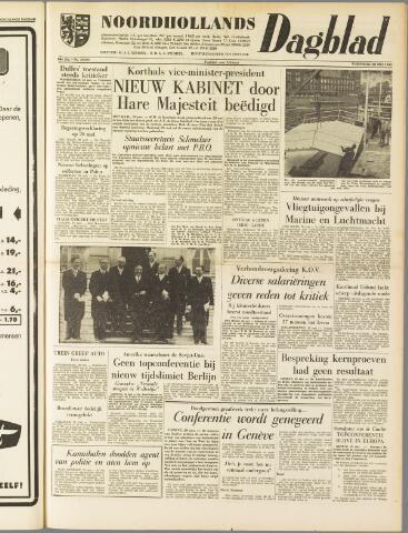 Noordhollands Dagblad : dagblad voor Alkmaar en omgeving 1959-05-20