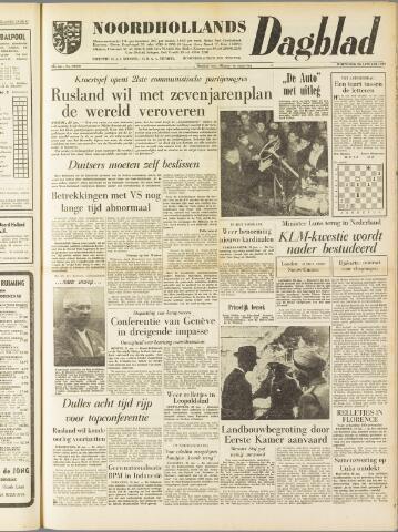 Noordhollands Dagblad : dagblad voor Alkmaar en omgeving 1959-01-28