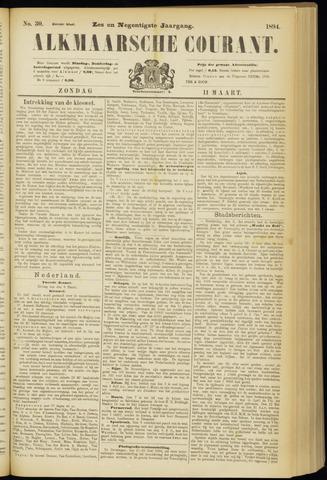 Alkmaarsche Courant 1894-03-11