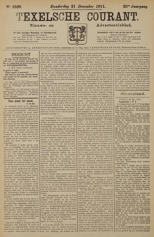 Texelsche Courant 1911-12-21