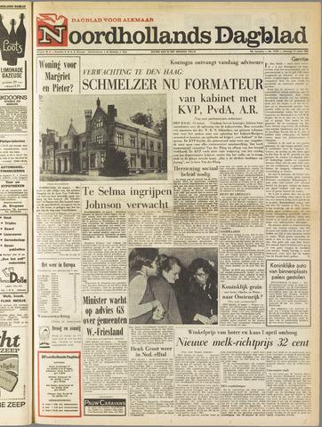 Noordhollands Dagblad : dagblad voor Alkmaar en omgeving 1965-03-13