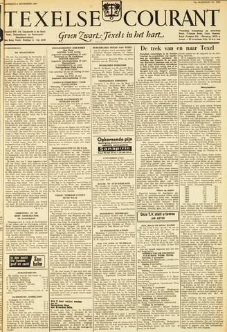 Texelsche Courant 1960-11-05